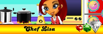 Chef Lisa Dress-up