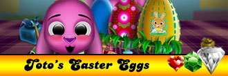 Toto\'s Easter Eggs