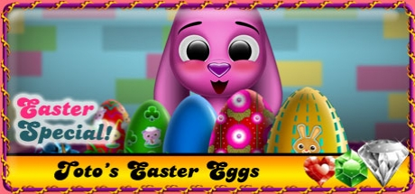 Toto's Easter Eggs