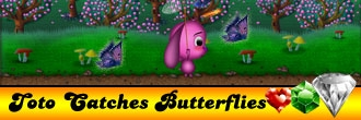 Toto Catches Butterflies