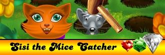 Sisi the Mice Catcher