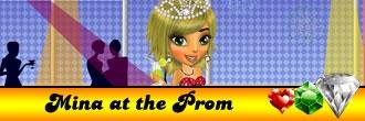 Mina at the Prom