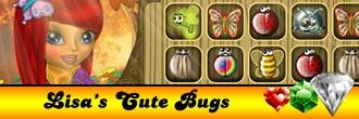 Lisa\'s Cute Bugs