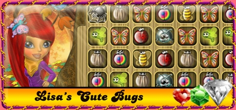 Lisa's Cute Bugs