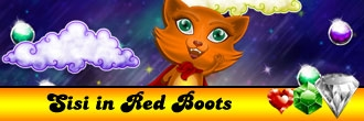 Sisi in Red Boots