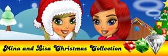 Mina and Lisa Christmas Collection