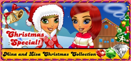Mina and Lisa Christmas Collection