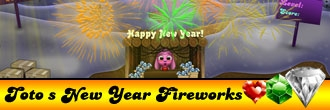 Toto\'s New Year Fireworks