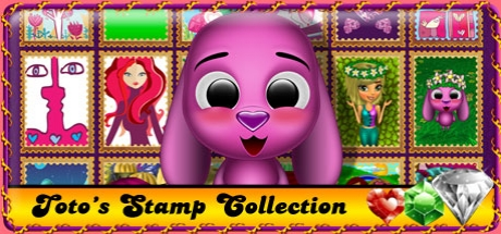 Toto's Stamp Collection