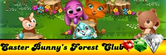 Easter Bunny\'s Forest Club
