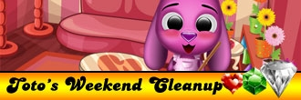 Toto\'s Weekend Cleanup