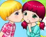 Love Kiss Couple