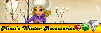 Mina\'s Winter Accessories