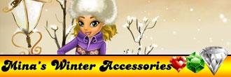 Mina\'s Winter Accessories