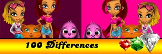 100 Differences