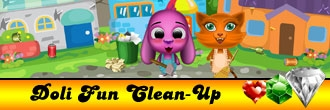 Doli Fun Clean-Up