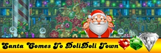 Santa Comes to DoliDoli Town