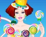 Barbie Clown Princess