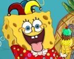 Spongebob Crazy Dress Up