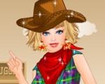 Barbie Western Princess