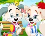 Summer Puppy Love