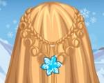 Frozen Elsa's Braids