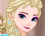 Frozen Elsa Fire Makeover