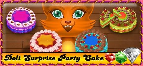 Doli Surprise Party Cake