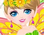 Lovely Firefly Fairy