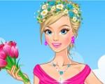 Wearing Flowers