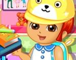 Dora's Getting Ready for School