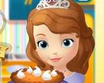 Sofia's Pumpkin Tart