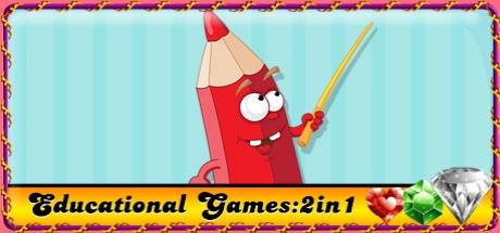 Educational Games (2 in 1)