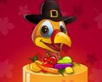 Thanksgiving Day Pumpkin Cake