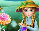 Anna Grows a Flower