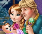 Anna and Kristoff's Baby