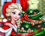 Elsa's Christmas Home