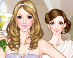 Bridesmaid Hair Salon
