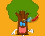 Coloring Book Trees