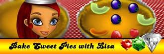 Bake Sweet Pies with Lisa
