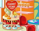 Candy Store Decoration