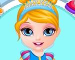 Baby Barbie's Princess Dress Design