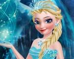Frozen Elsa Prep
