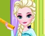Elsa's Prom Dress Design