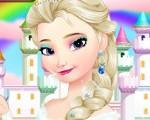 Elsa's Candy Make-Up