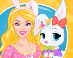 Barbie Paskalya Tavşanı Kurtarma