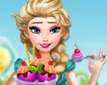 Pregnant Elsa Ice Cream Cravings