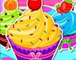 Delicious Creamy Cupcakes