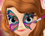 Sofia Face Painting