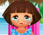 Dora's Sunburn